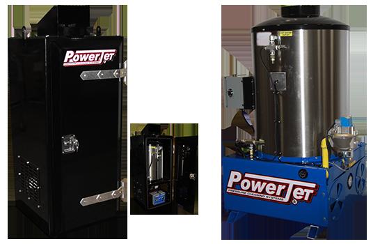 Modular Hot Water Heaters Customized Powerjet Washers
