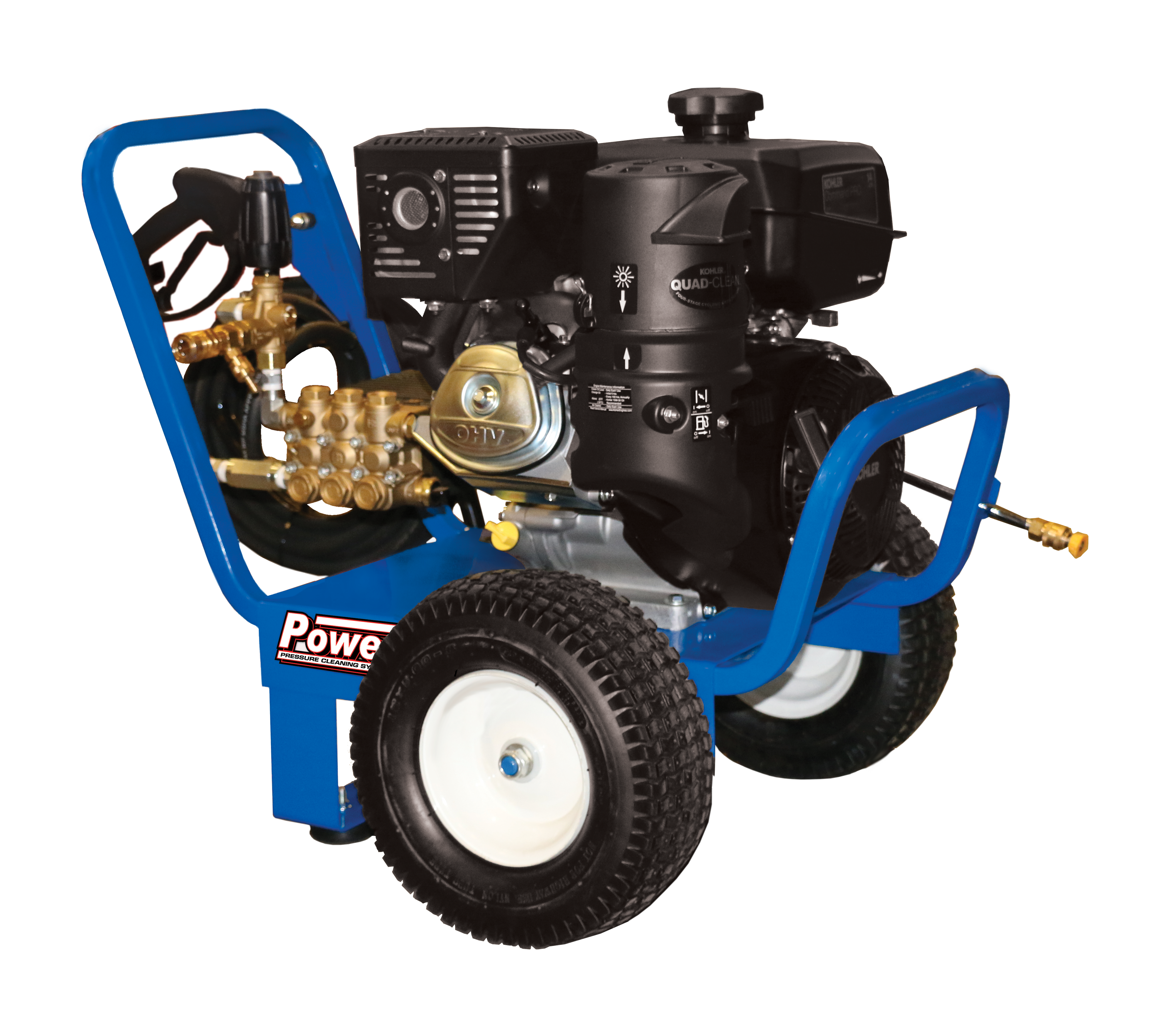 Car Trailers For Sale: PowerJet Pressure Washers