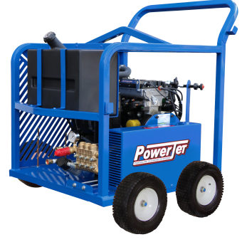 Industrial Cold Water Gas & Diesel: PowerJet Pressure Washer